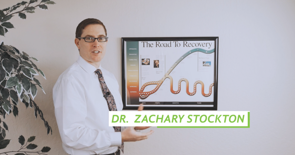 video marketing project for a chiropractor